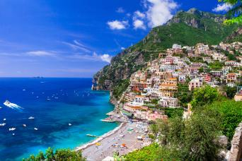 10-Day Private Amalfi Coast Italy Vacation Package