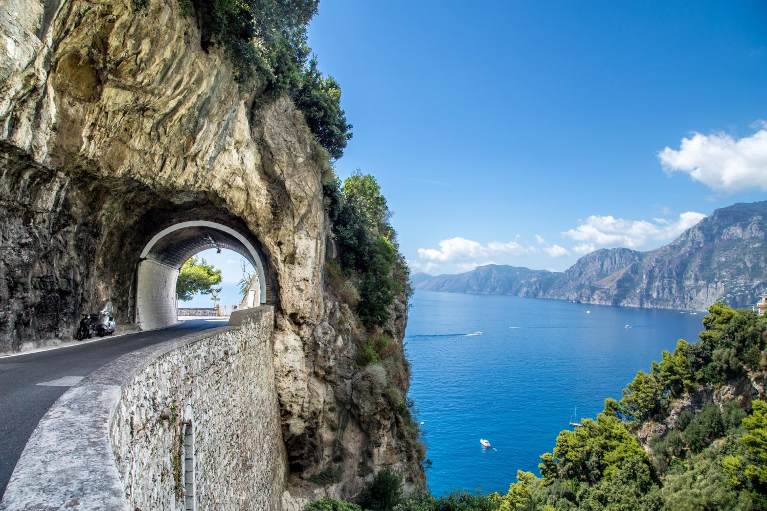 Private 10-Day Amalfi Coast Italy Vacation Package