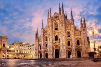 Pre/Post cruise Milan, Lake Como & Venice Vacation Package