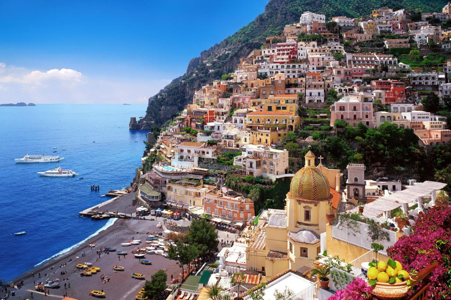2014 Sorrento & Rome Pre/Post Cruise Tour