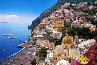Civitavecchia to Sorrento & Rome post cruise Vacation Package