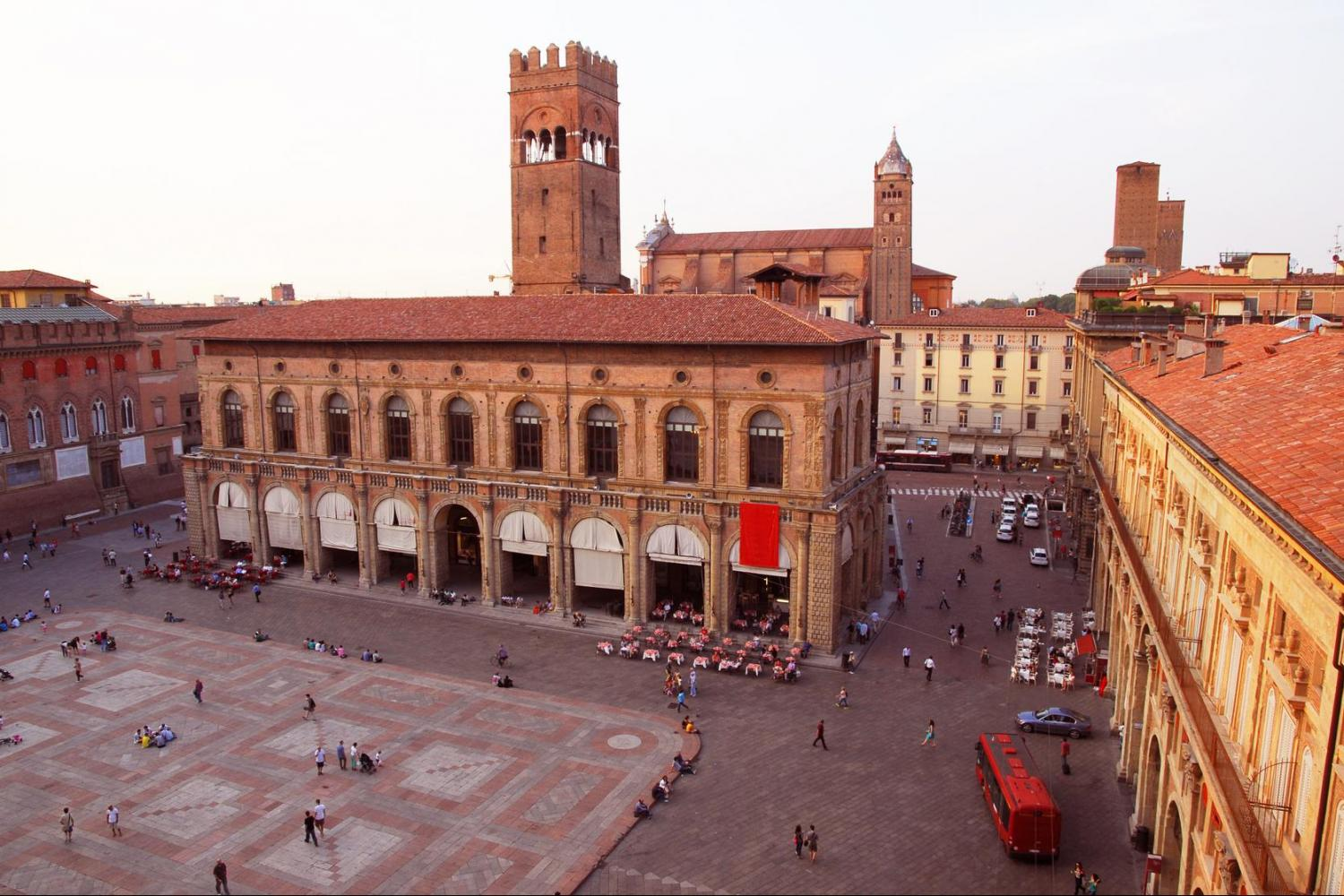 Private Bologna, Italy, Walking Tours