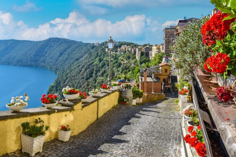 Private Day Tour from Rome to the Roman Castles