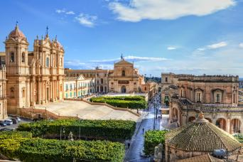 7 Day Private Essence of Sicily Vacation Package