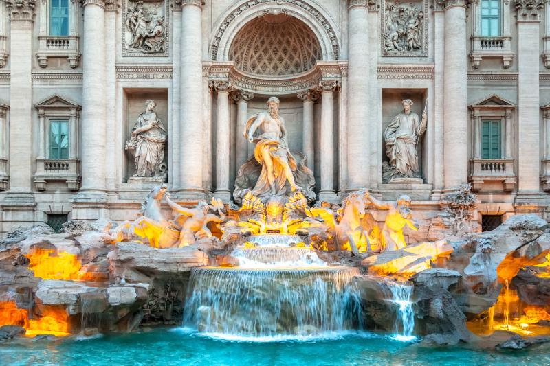 Essence of Rome Semi-Private Walking tour