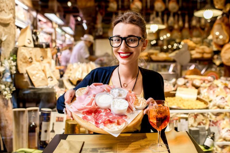 Private Bologna food tour
