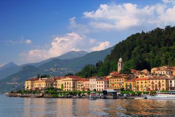 Private Milan Lake Como Day Tour with boat ride