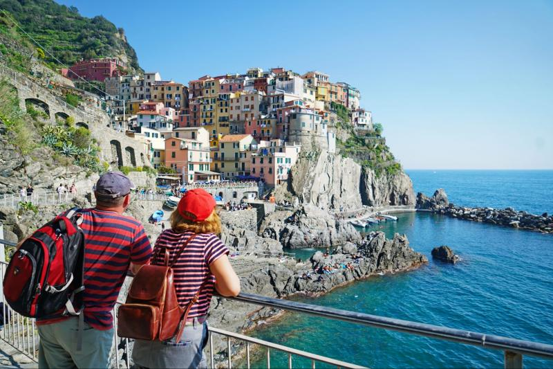 Private Cinque Terre Trekking Tour from Florence