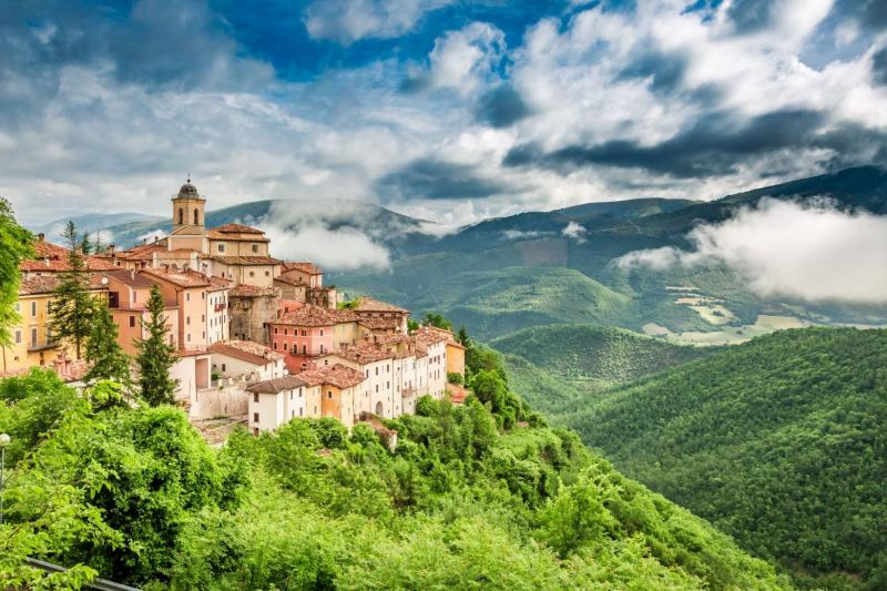 5-Day Private Taste of Umbria Vacation Package: Italy's Hidden Gem