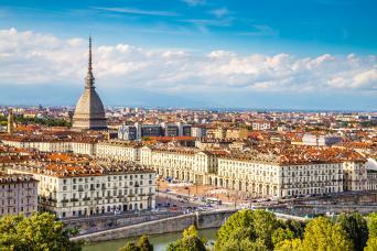 Private Turin Walking Tour