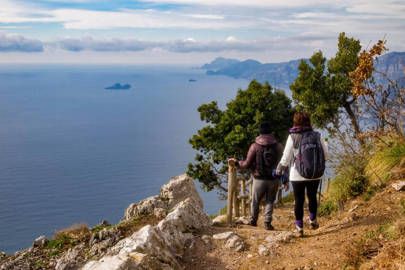 Hiking in Amalfi coast: the Path of the Gods