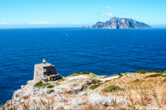 Amalfi coast sailing experience