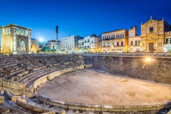 Private Lecce Walking Tour