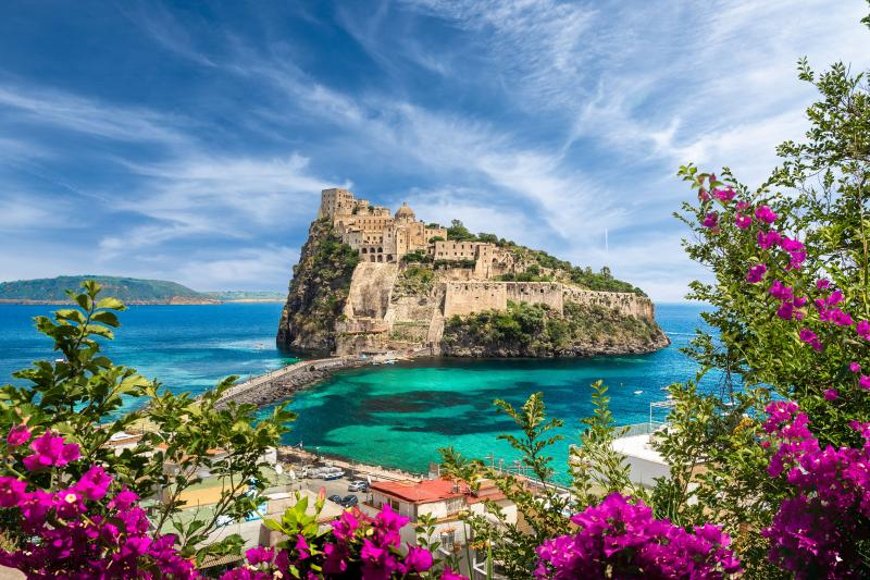 Ischia Tours with la Mortella Gardens