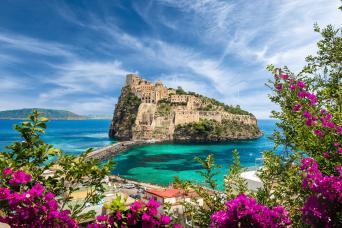Ischia Tours with la Mortella Gardens