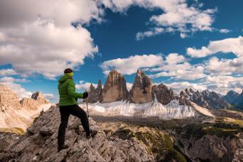Dolomites Hiking Tours: Via Ferrata trips & more!