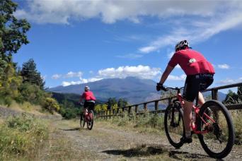 Sicily Bike Tours - Etna, Palermo & more!