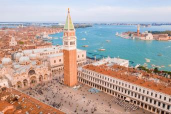 Venice in one day tour featuring our excellent small group boat tour of the Grand Canal