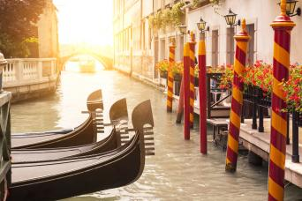 Gondola, Walk & Grand Canal Tours Combo