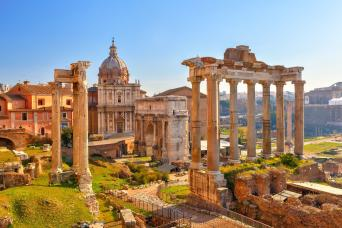 Vatican , Colosseum and Ancient Forum Semi-Private Day Tour