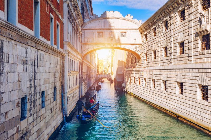 Classic Small Group Day Tour of Venice