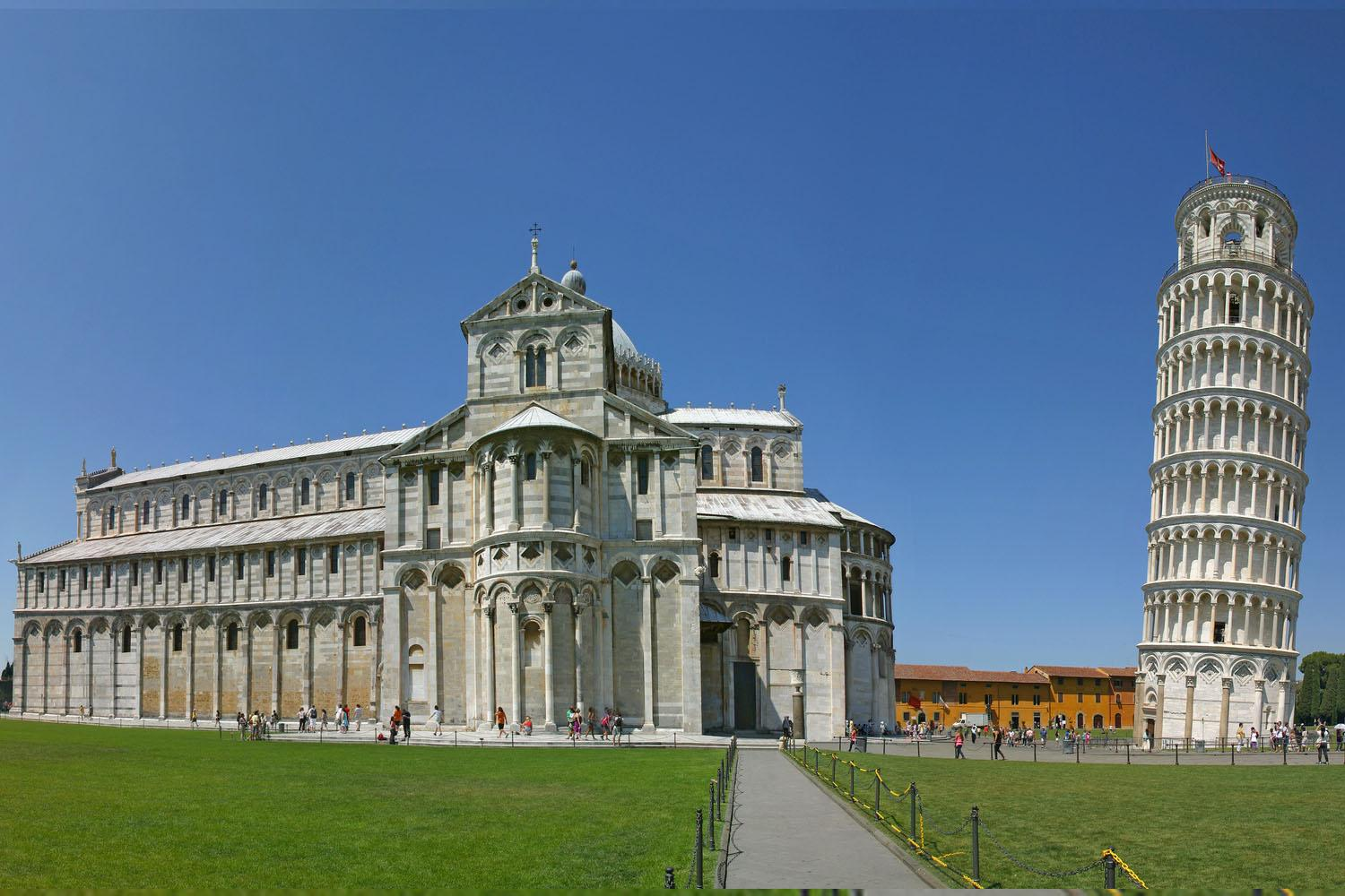 Private Tuscany Tours of Pisa & the Leaning Tower