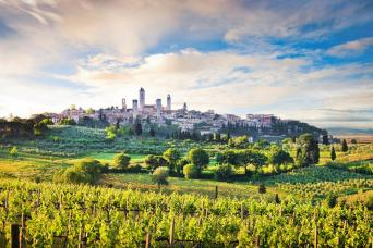 Private San Gimignano & Siena Excursion
