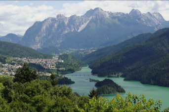 Dolomites day trip - Lake Misurina