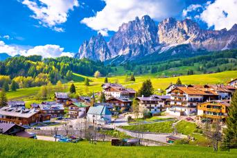 Dolomites small group tour - Cortina