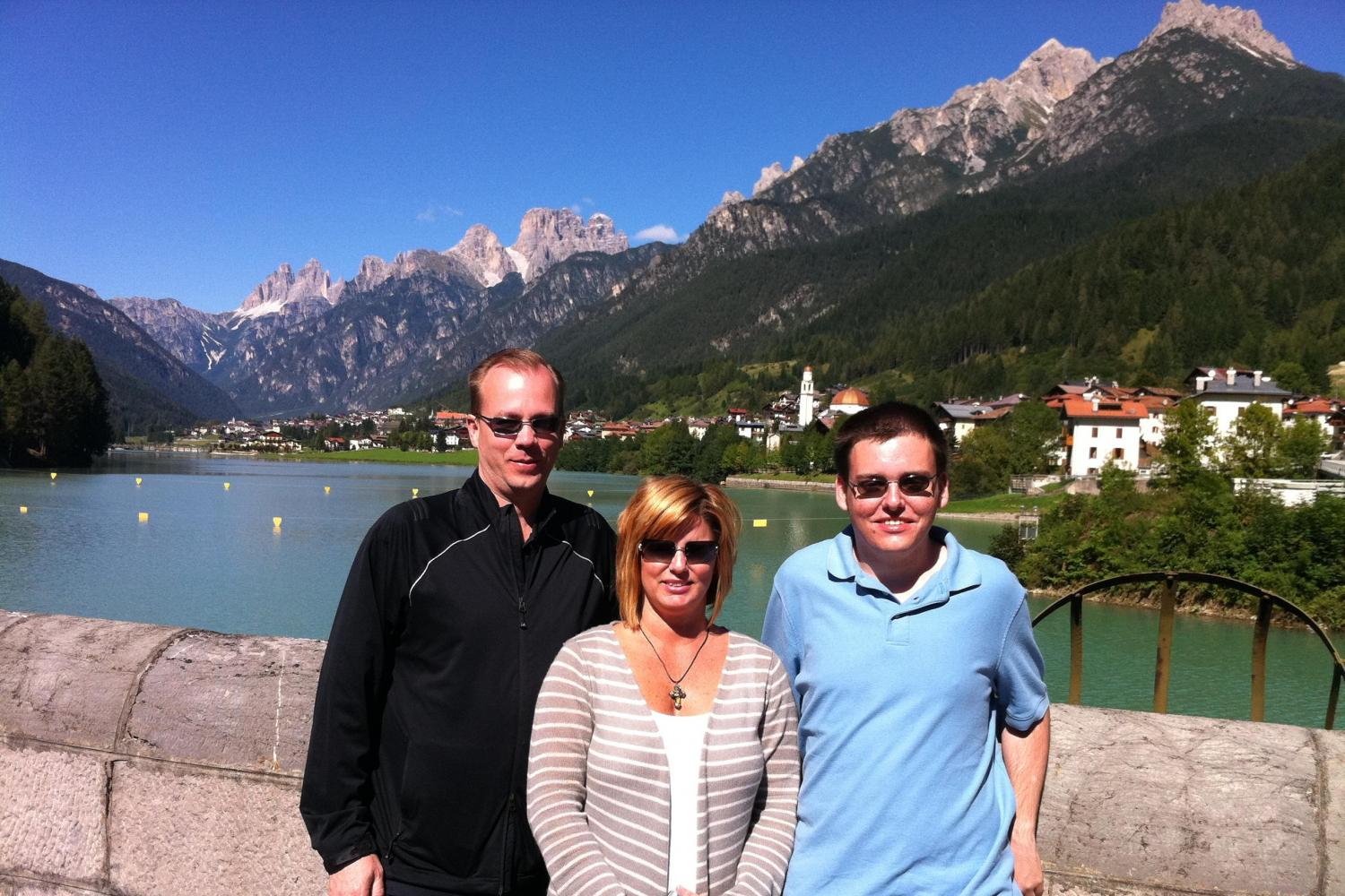 Small Group Dolomites and Cortina Venice Day Trips - Misurina Lake