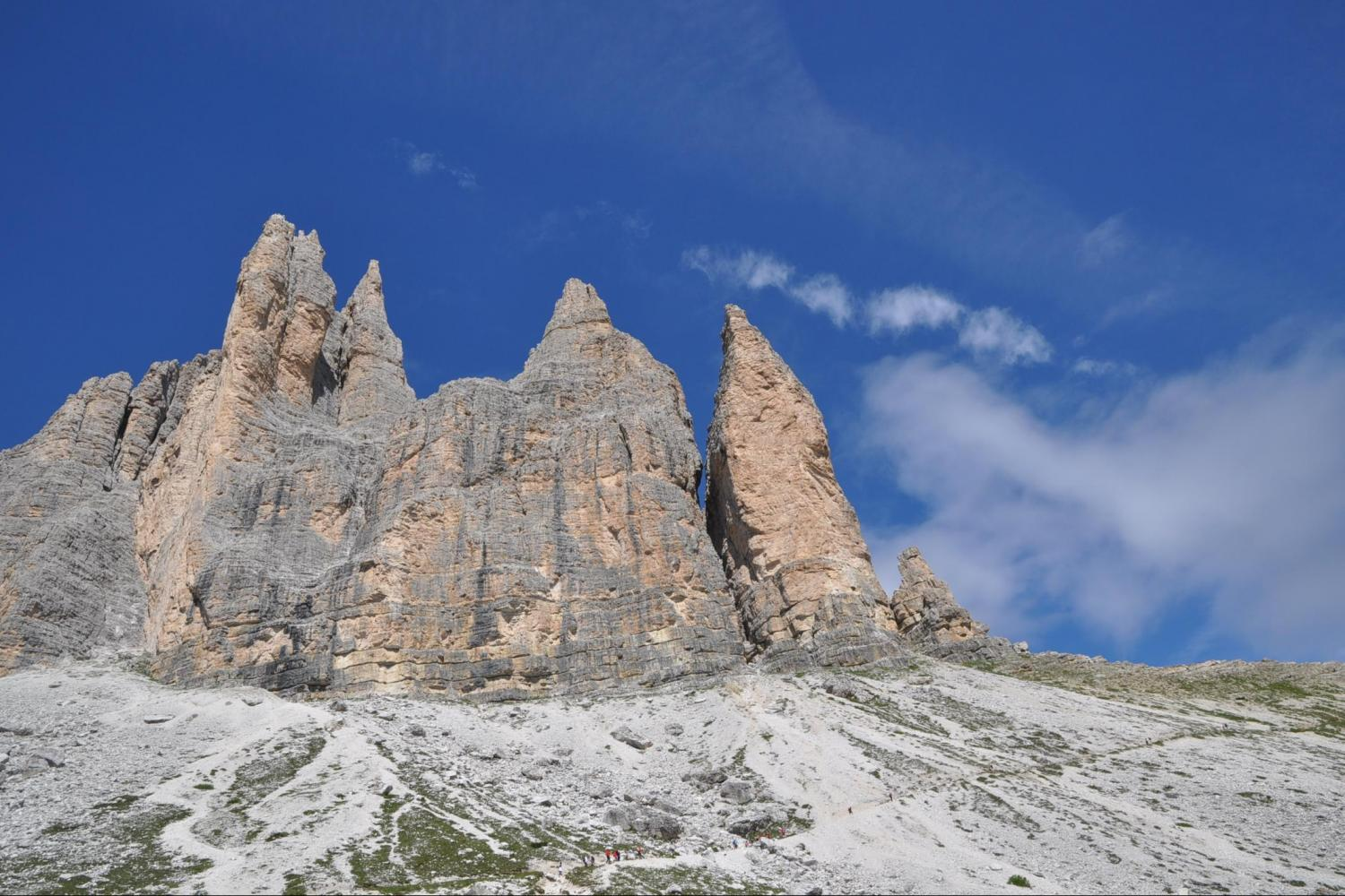 Small Group Dolomites and Cortina Venice Day Trips - Tre Cime di Lavaredo