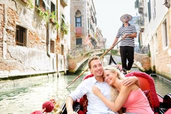 Private Venice Gondola Ride Experience