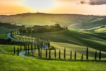 Private Rome to Venice Transfer Tour