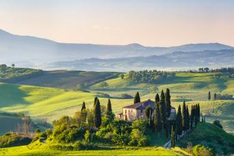 Tuscany day tour from Rome