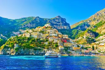 Private Full Day Pompeii, Positano and Amalfi Tour