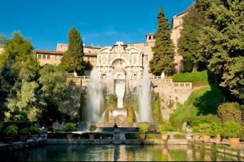 Private Excursion to Tivoli & Villa Hadrian