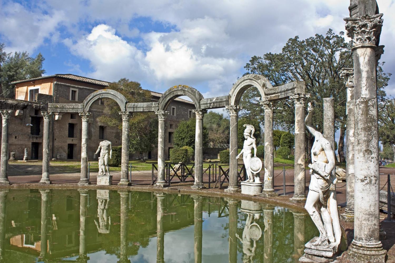 Rome Tours - Private Rome Day Tours to Tivoli & Villa Hadrian