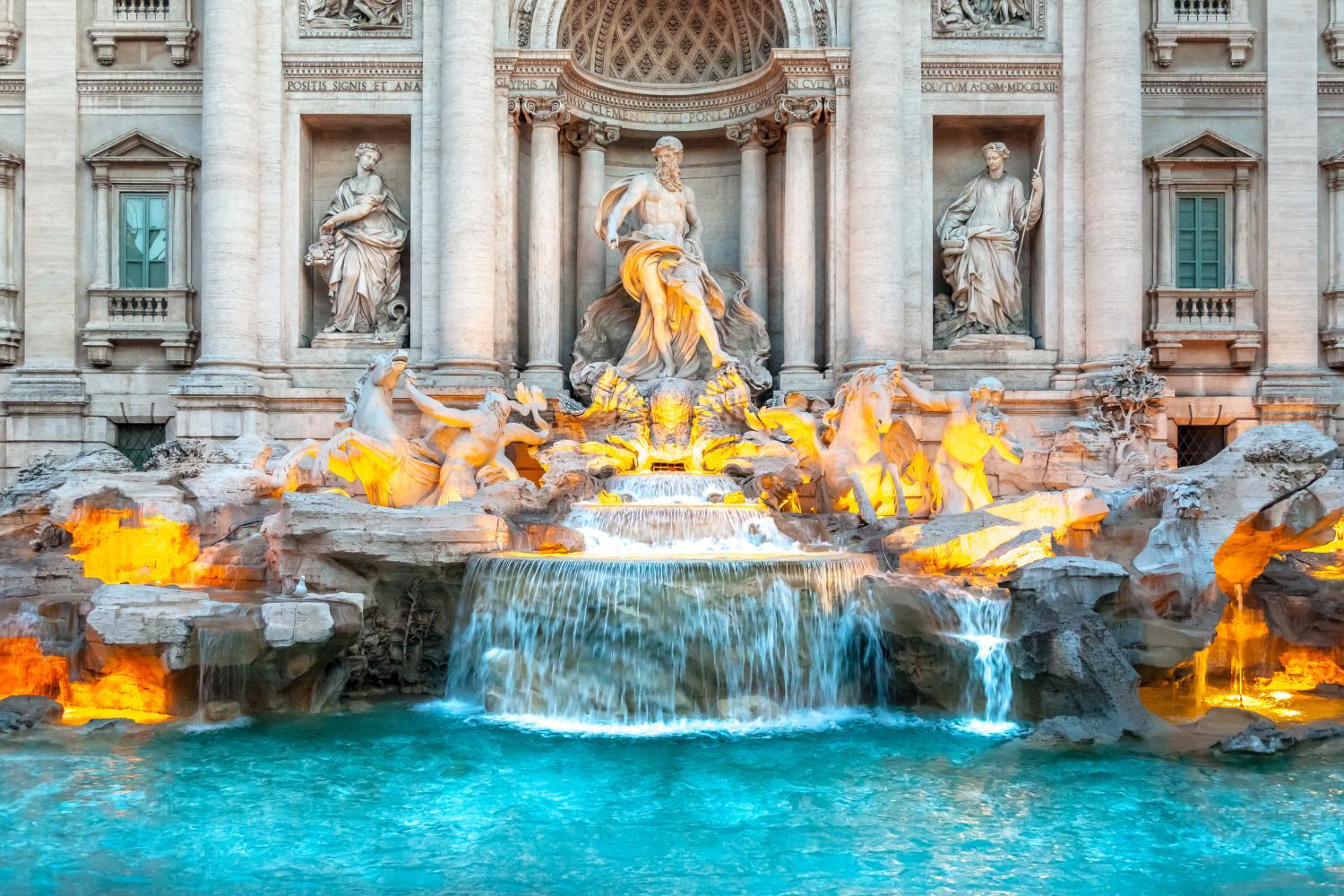 Rome Tours - Private Guided Rome A La Carte Day Tours