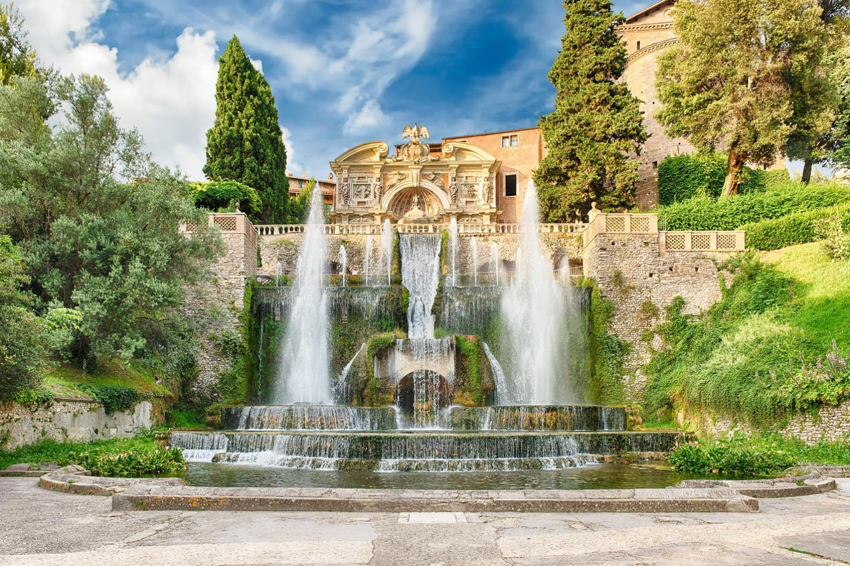 Rome Tours - Private Rome Tivoli Half Day Tours
