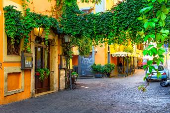 Private Rome Walking Tours of Trastevere