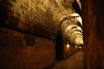 Private Underground Walking Tours of Rome