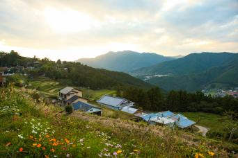 Kumano Kodo self-guided walking 4 days
