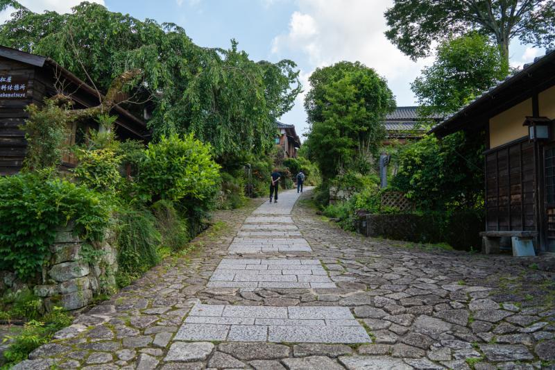 Nakasendo and the Kiso Valley
