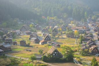 Japan Cultural Tour: Takayama to Kiso Valley