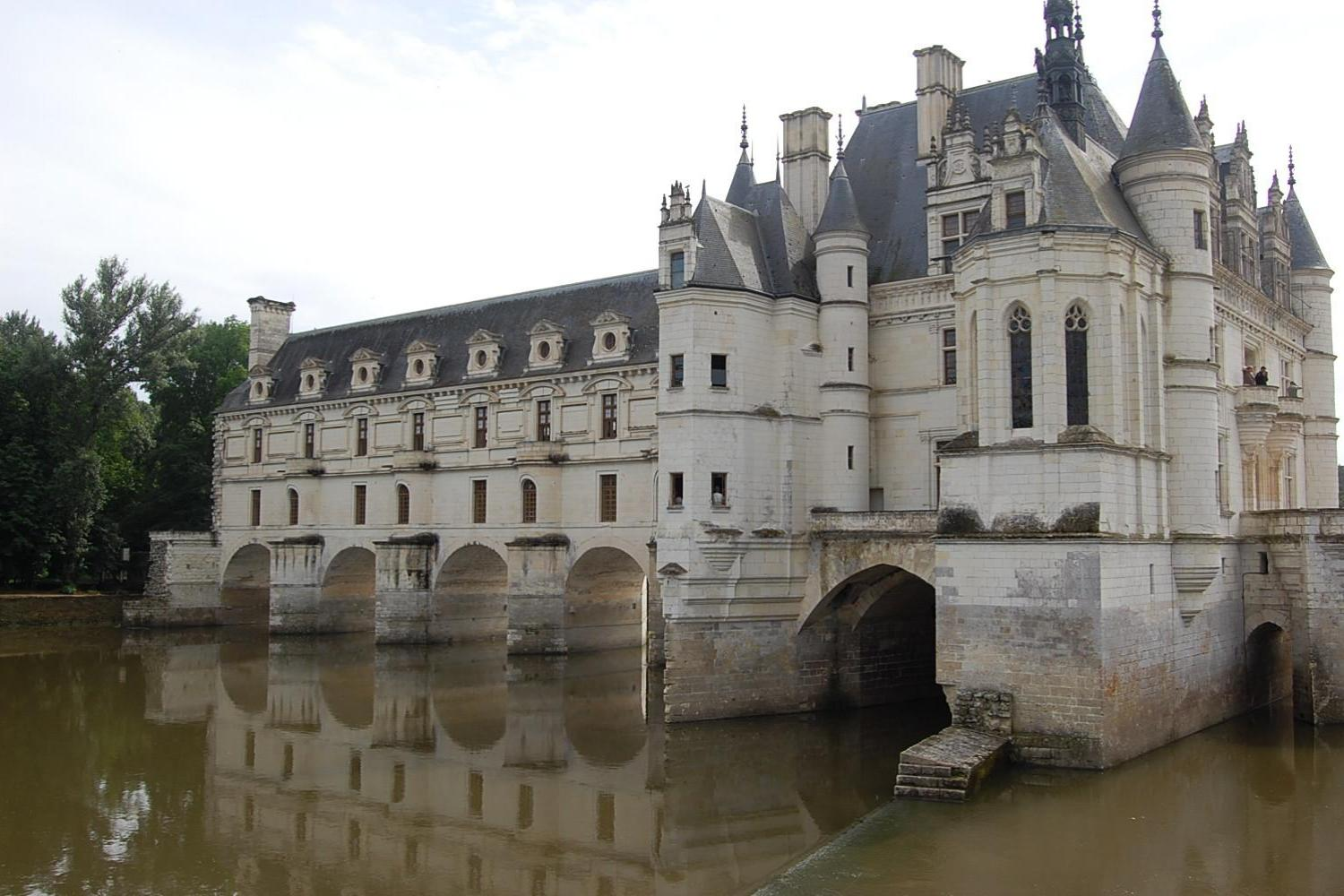 Cycling tours in France Loire Valley