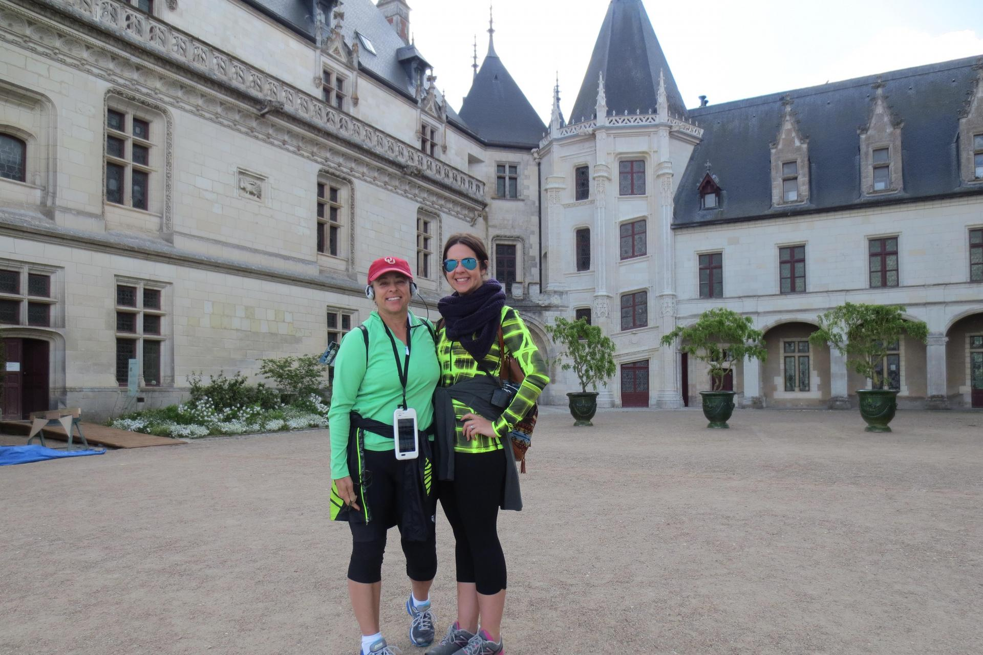 Bicycle tours Loire Valley, 2014 Pure Adventures