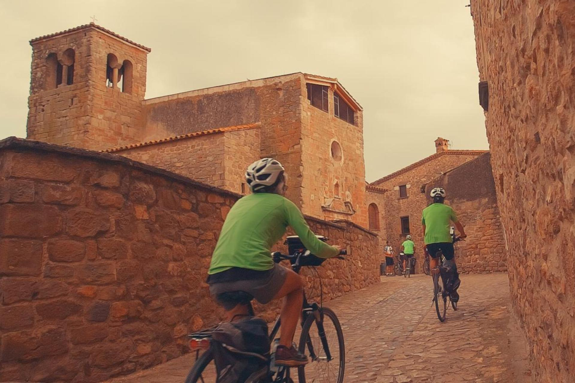 Cycling in Spain, Catalonia and Girona