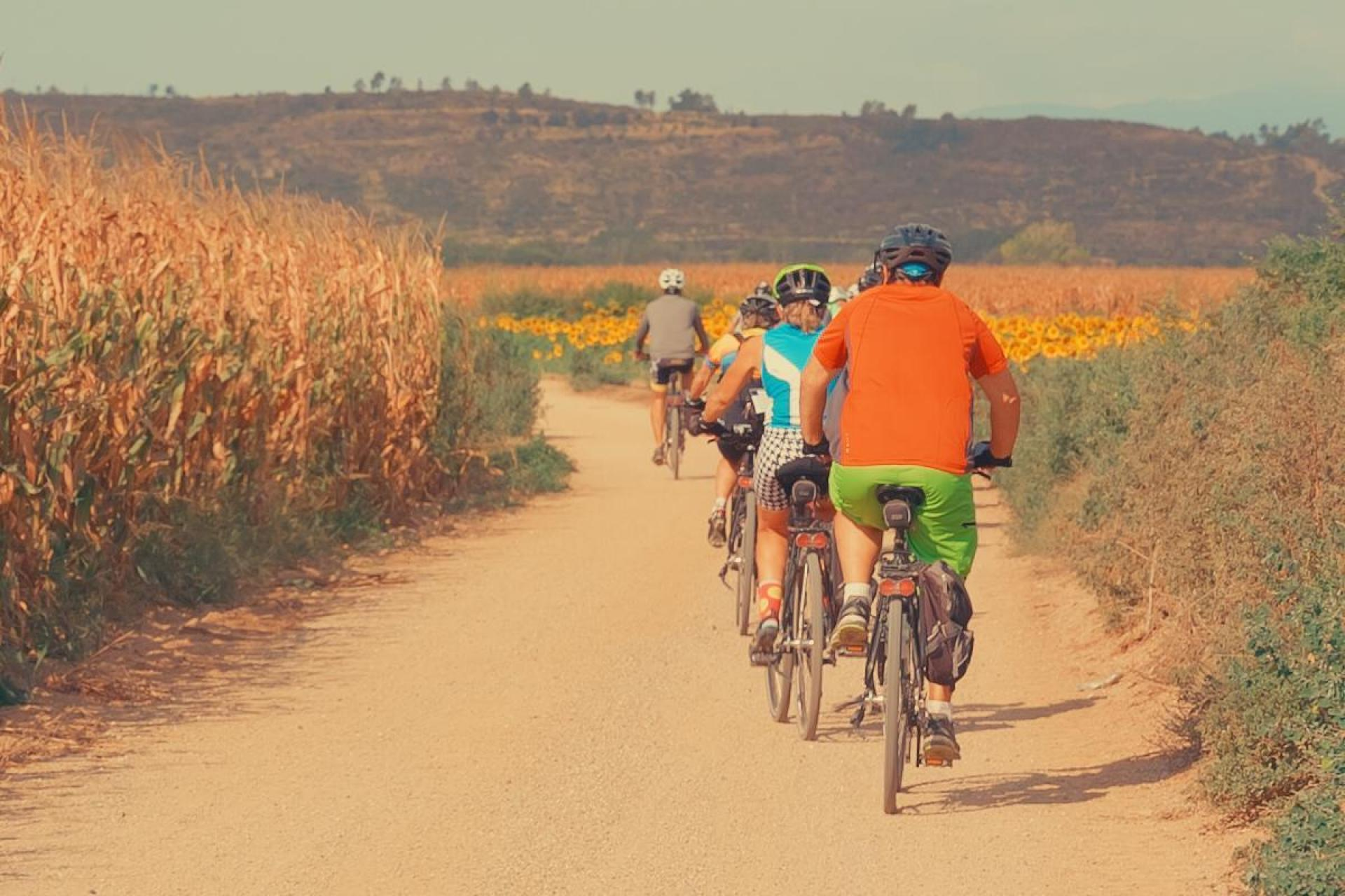 Cycling the Costa Brava Spain on Self Guided Tour