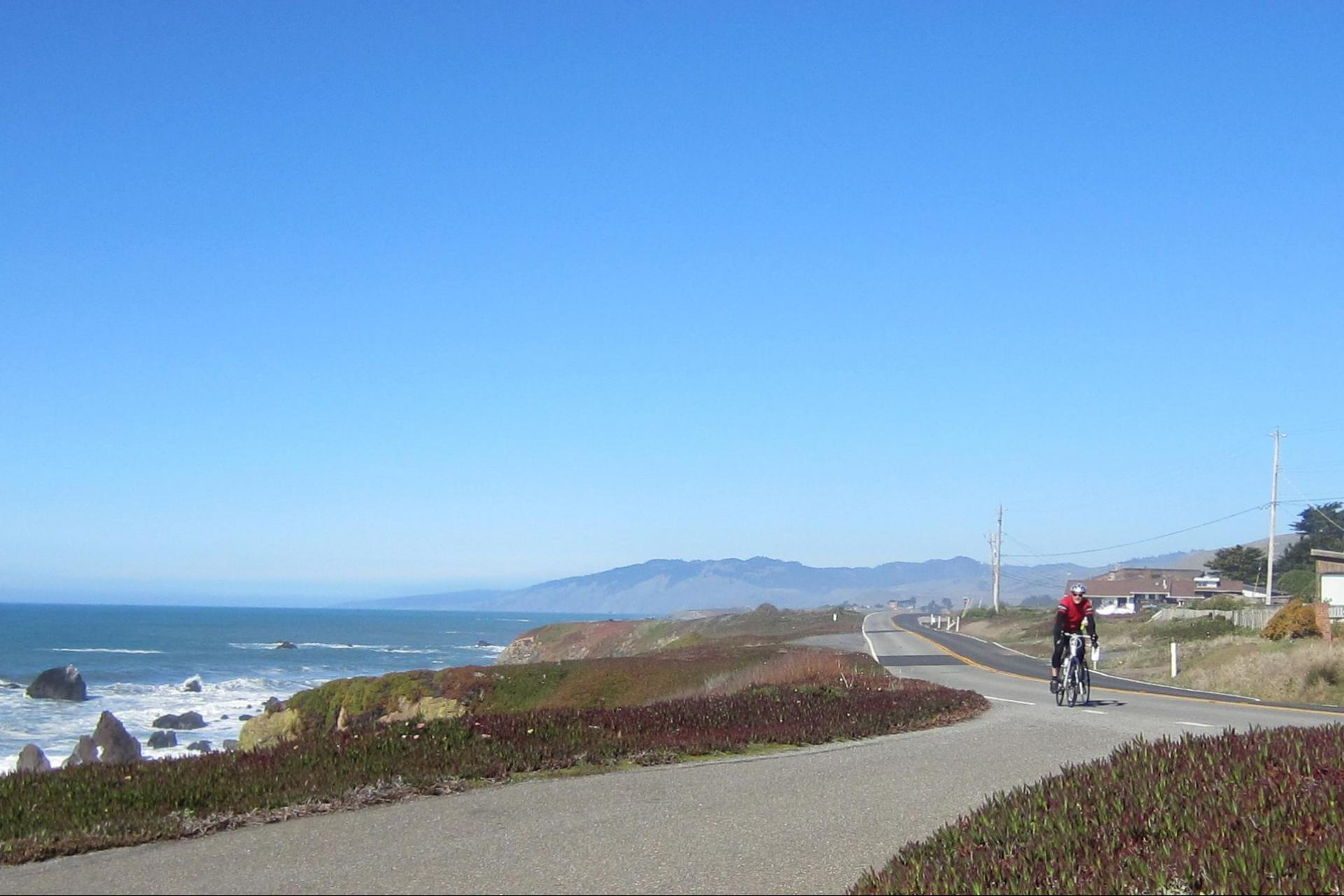 cycling tours california coast sonoma county on a bicycle