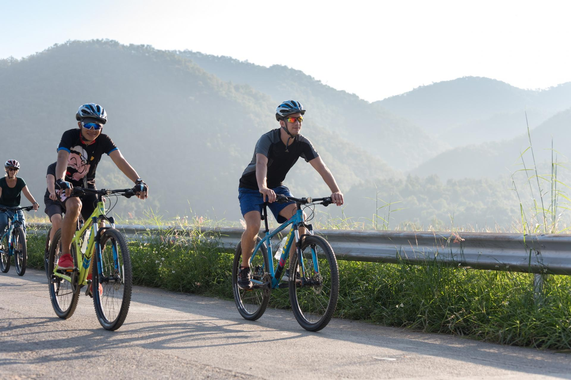 Bicycle tour in Northern Thailand Chiang Mai